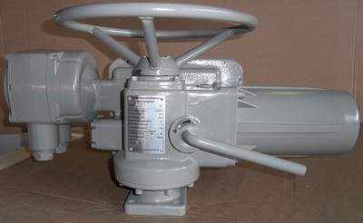 Electroprivod GZV
